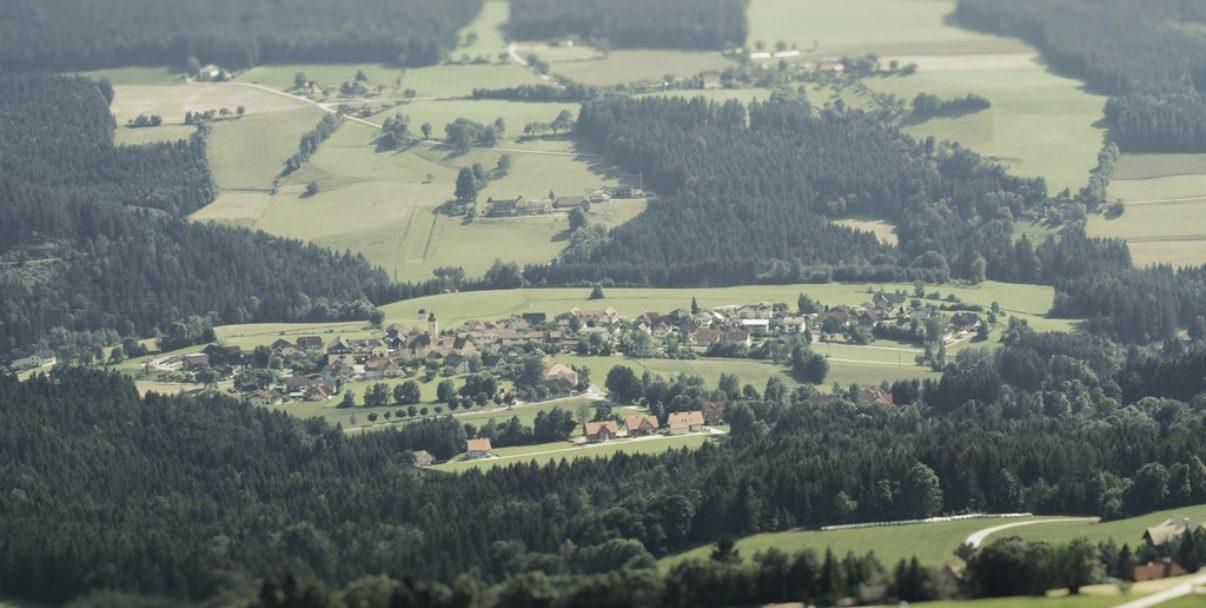 Über Miesenbach