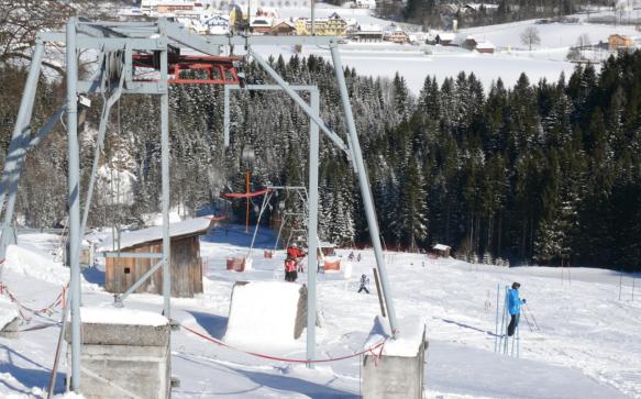 Miesenbach hat wieder Skisaison