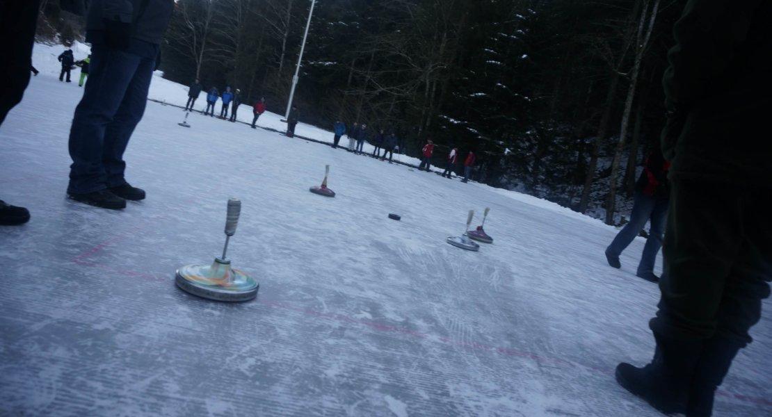 Auf Eis sind wir Miesenbacher heiß: Das ESV Turnier 2017