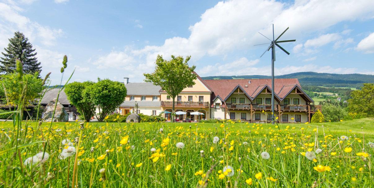 Wiesenhofer – Natur und Aktiv pur