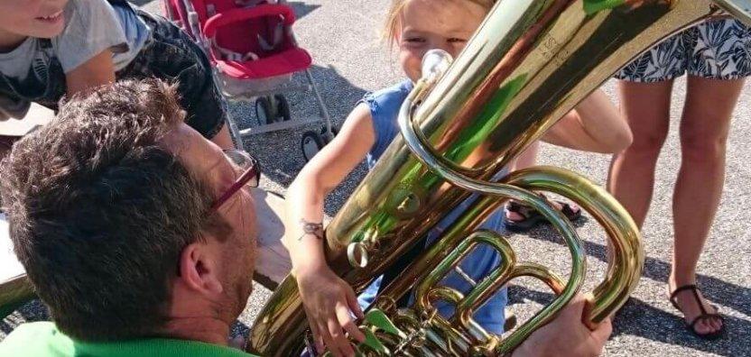 Die Musik-Rallye 2017 in Miesenbach