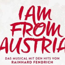 "Musical ""i am from austria"""