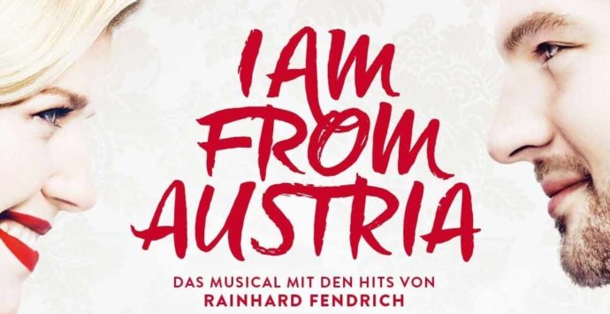 """Musical """"i am from austria"""""""