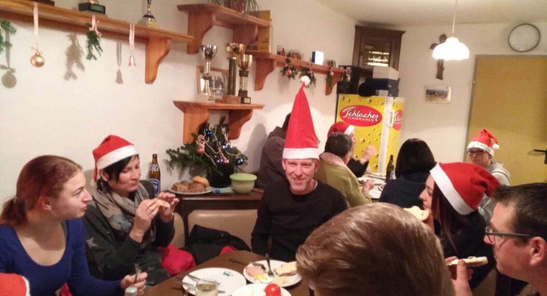 Weihnachten 2017 im Reitverein