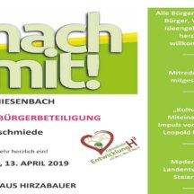 Zukunftsschmiede Miesenbach 2030