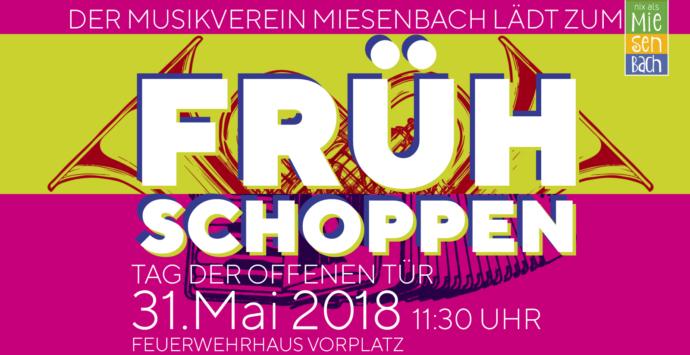 Frühschoppen des Musikvereins Miesenbach 2018