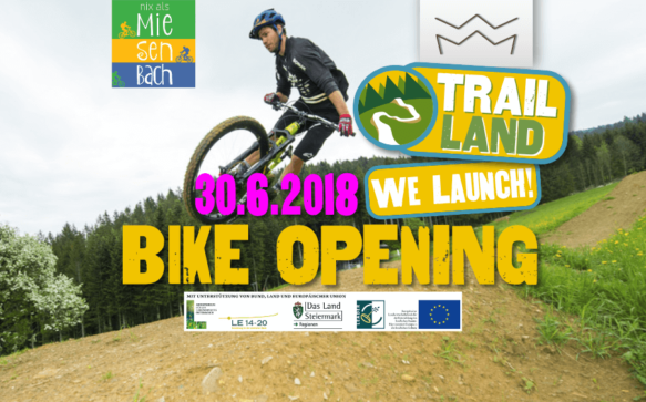 Das Trail Land Bike Opening 2018:
