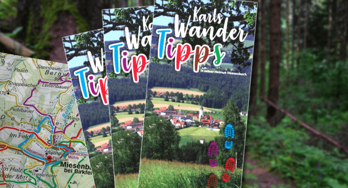 Wer kennt die schönsten Wanderwege im Joglland?