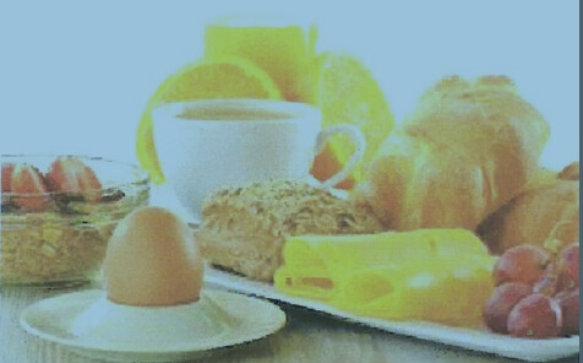 Damenfrühstück