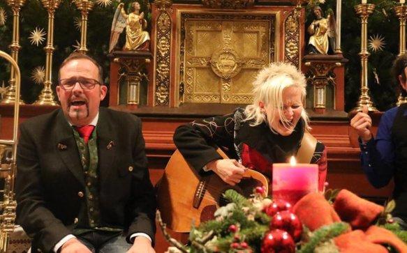 """""""Advent im Gebirg"""" – die Meissnitzer Band in Rettenegg"""