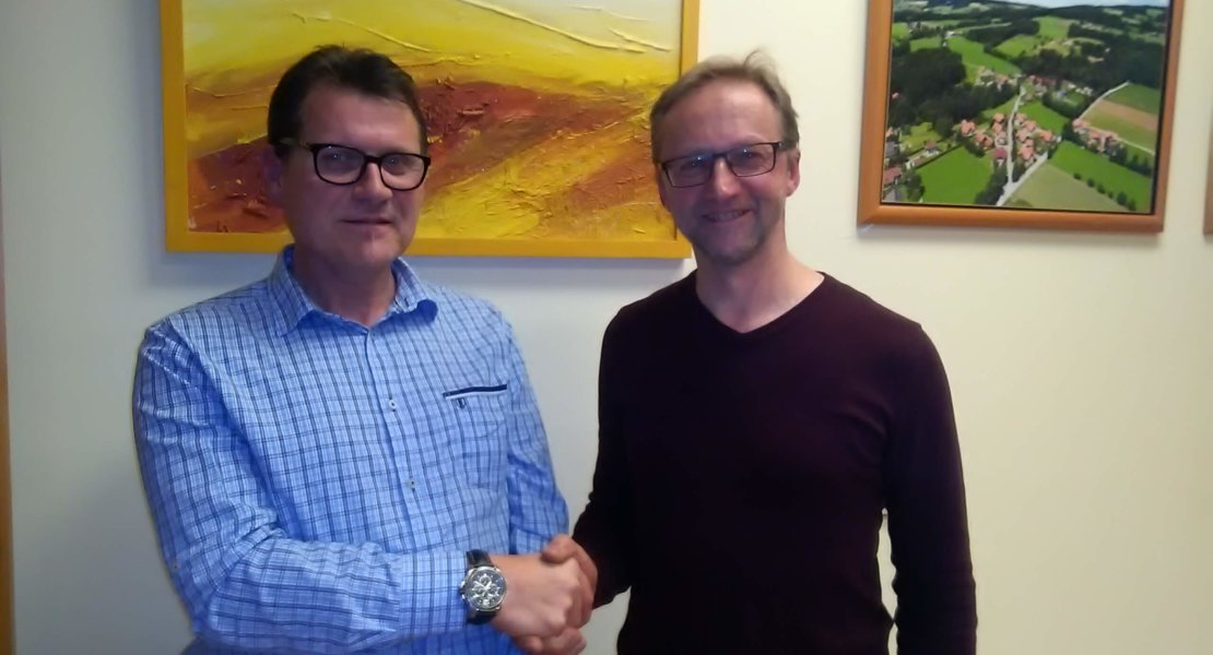 Neuer Gemeinderat Karl Gaulhofer