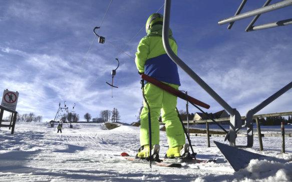 Die Skisaison 2019 läuft in Miesenbach