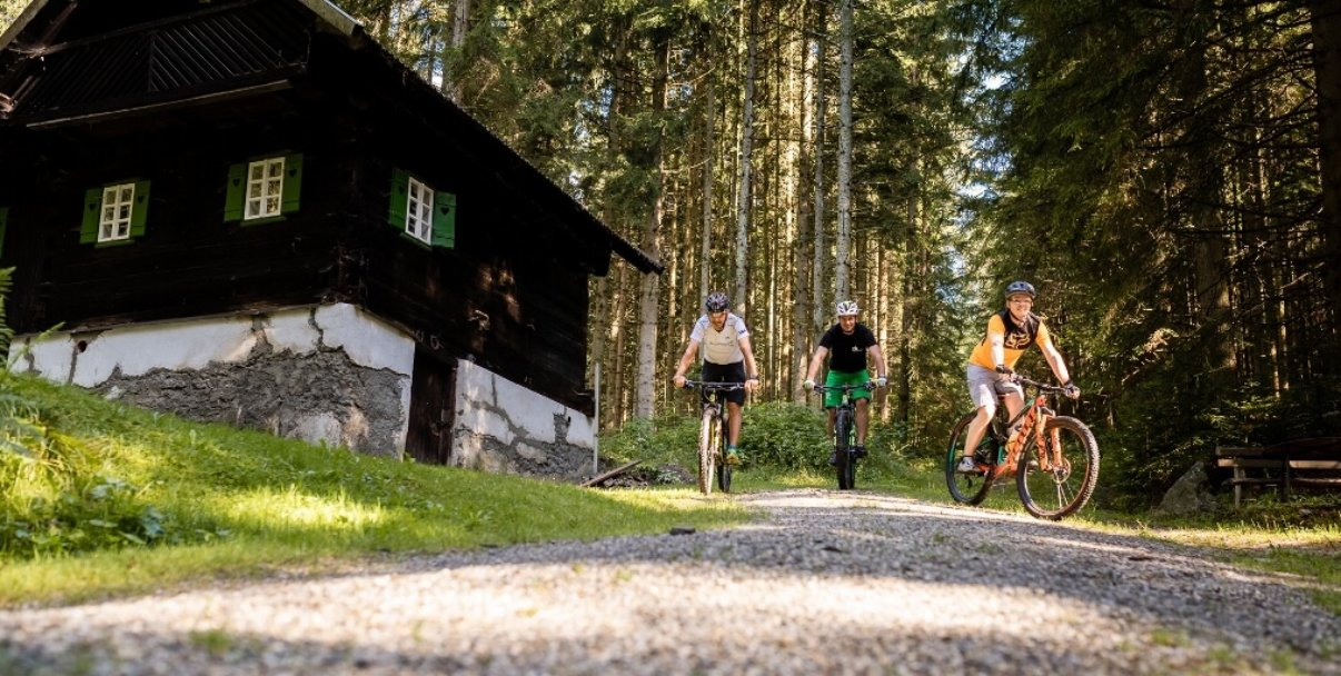 Die Mountainbike-Tour Der Grosse Jogl
