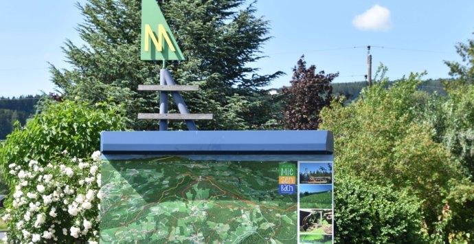Neue Panorama-Tafeln für unser Wanderdorf