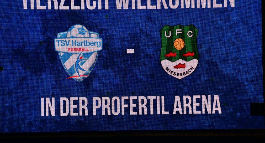 Hartberg gegen Miesenbach (2)