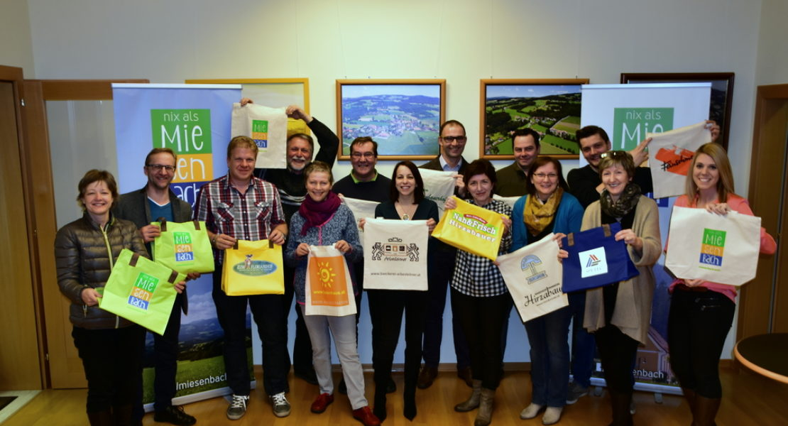 nixalsnachhaltig: Baumwolle statt Plastik